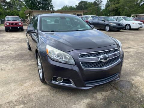2013 Chevrolet Malibu for sale at Port City Auto Sales in Baton Rouge LA