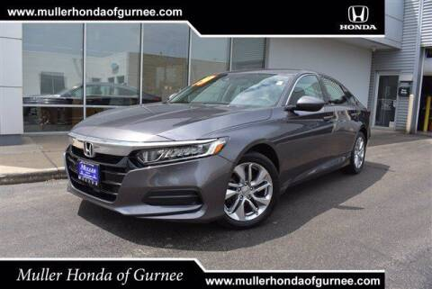 2019 Honda Accord for sale at RDM CAR BUYING EXPERIENCE in Gurnee IL