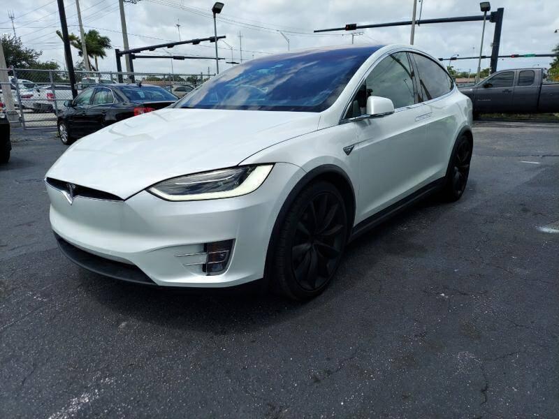 2018 Tesla Model X for sale in West Park, FL
