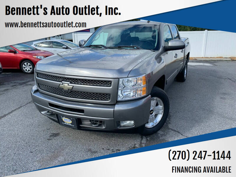 2009 Chevrolet Silverado 1500 for sale at Bennett's Auto Outlet, Inc. in Mayfield KY