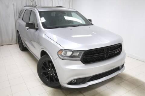 2017 Dodge Durango for sale at EMG AUTO SALES in Avenel NJ