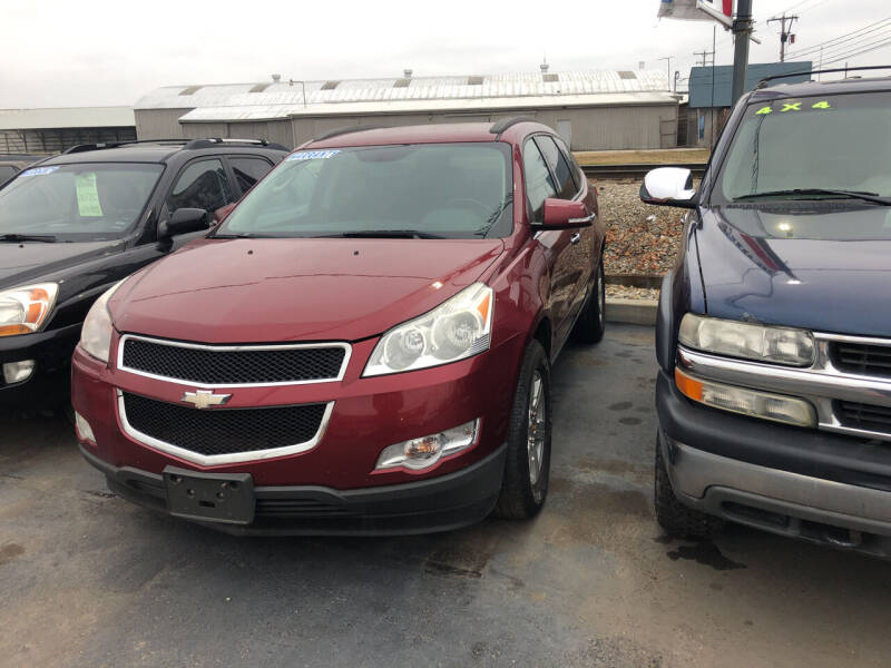 2010 Chevrolet Traverse for sale at American Auto Group LLC in Saginaw MI