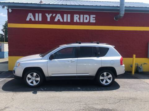2012 Jeep Compass for sale at Big Daddy's Auto in Winston-Salem NC