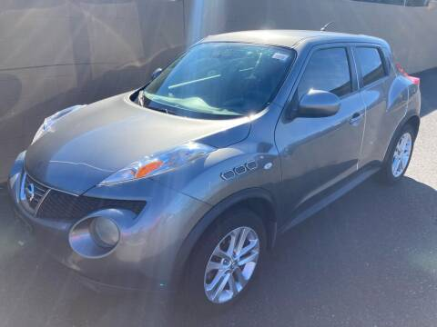 2011 Nissan JUKE for sale at Blue Line Auto Group in Portland OR