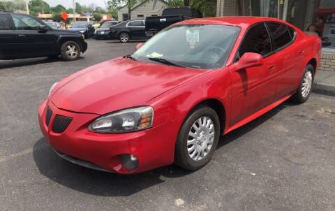 2007 Pontiac Grand Prix for sale at Right Place Auto Sales in Indianapolis IN