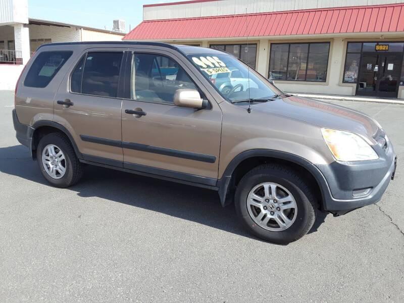 2004 Honda CR-V AWD EX 4dr SUV - Carson City NV