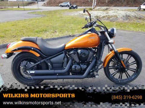 2012 Kawasaki Vulcan 900 Custom for sale at WILKINS MOTORSPORTS in Brewster NY
