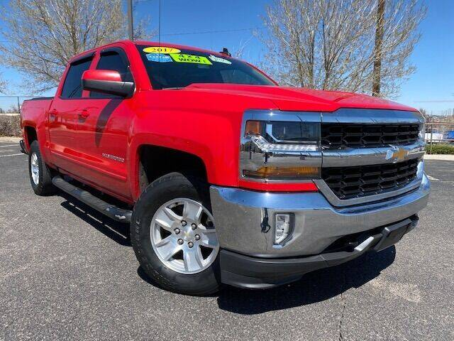 2017 Chevrolet Silverado 1500 for sale at UNITED Automotive in Denver CO