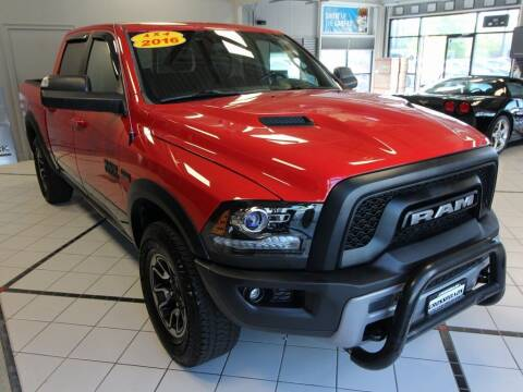 2016 RAM Ram Pickup 1500 for sale at Crossroads Car & Truck in Milford OH