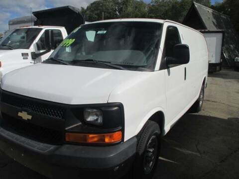 2008 Chevrolet Express Cargo for sale at Auto Towne in Abington MA
