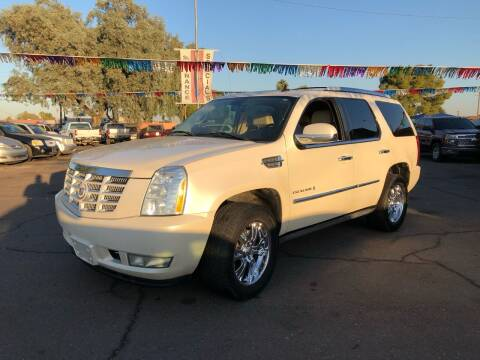 2007 Cadillac Escalade for sale at Valley Auto Center in Phoenix AZ