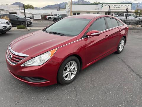 2014 Hyundai Sonata for sale at New Start Auto in Richardson TX