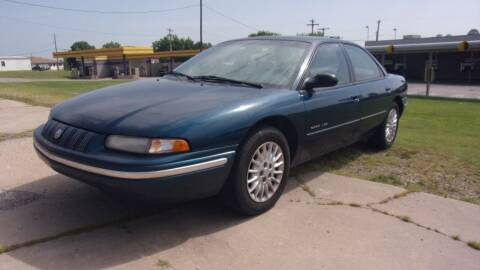 1997 Chrysler Concorde for sale at 6 D's Auto Sales MANNFORD in Mannford OK
