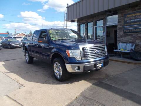 2010 Ford F-150 for sale at Preferred Motor Cars of New Jersey in Keyport NJ