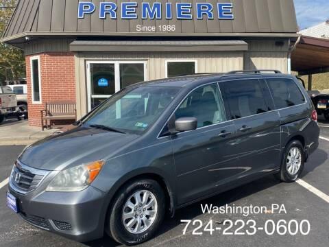 2010 Honda Odyssey for sale at Premiere Auto Sales in Washington PA