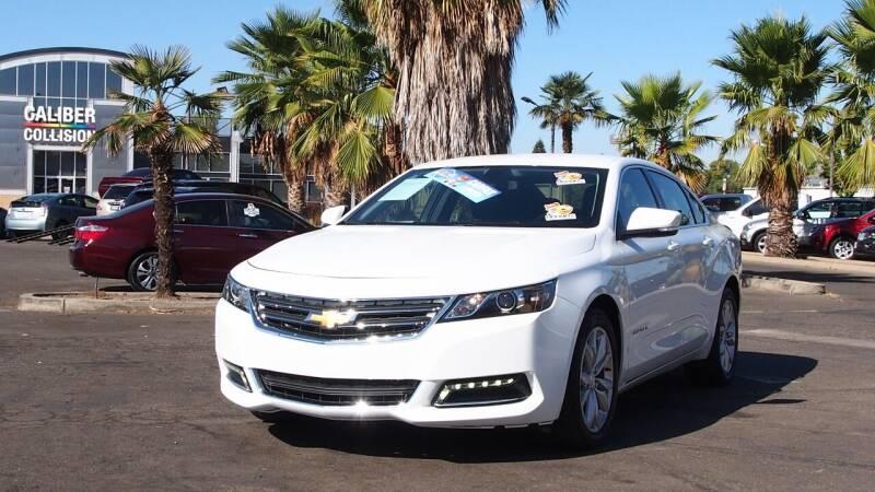 2020 Chevrolet Impala for sale at Okaidi Auto Sales in Sacramento CA