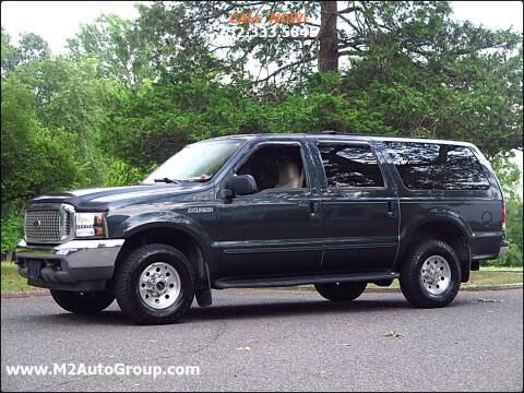 2000 Ford Excursion for sale at M2 Auto Group Llc. EAST BRUNSWICK in East Brunswick NJ