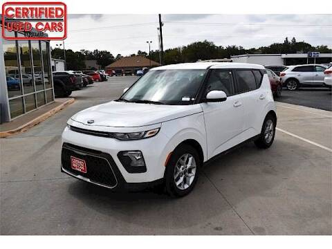 2020 Kia Soul for sale at South Plains Autoplex by RANDY BUCHANAN in Lubbock TX