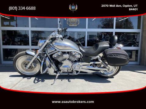2002 Harley-Davidson VRSCA V-Rod for sale at S S Auto Brokers in Ogden UT