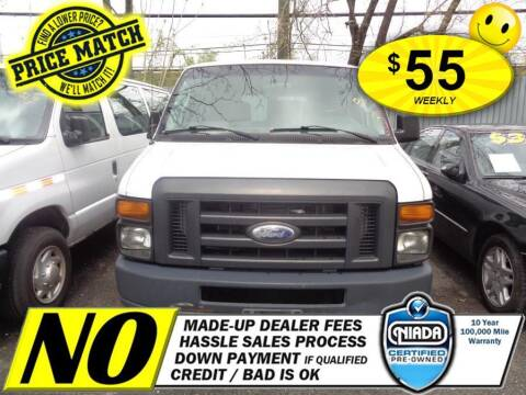 2014 Ford E-Series Cargo for sale at AUTOFYND in Elmont NY