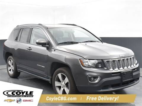 2016 Jeep Compass for sale at COYLE GM - COYLE NISSAN - New Inventory in Clarksville IN