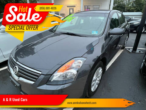 2009 Nissan Altima for sale at A & R Used Cars in Clayton NJ