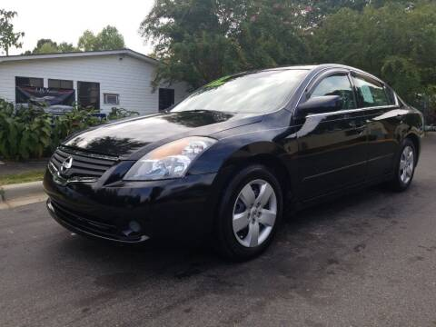 2007 Nissan Altima for sale at TR MOTORS in Gastonia NC