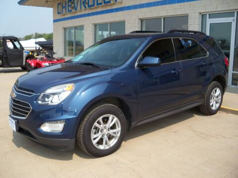 2016 Chevrolet Equinox for sale at Tyndall Motors in Tyndall SD