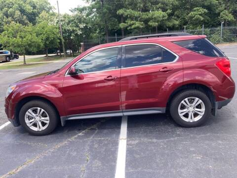 2011 Chevrolet Equinox for sale at Unity Auto Sales Inc in Charlotte NC