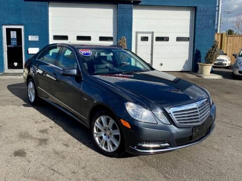 2012 Mercedes-Benz E-Class for sale at Saugus Auto Mall in Saugus MA