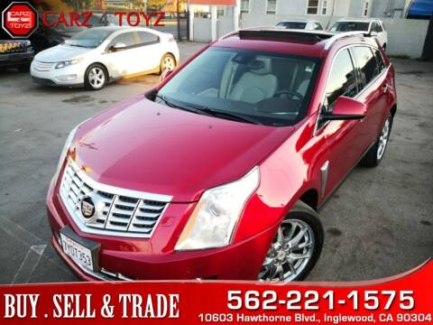 2013 Cadillac SRX for sale at Carz 4 Toyz in Inglewood CA
