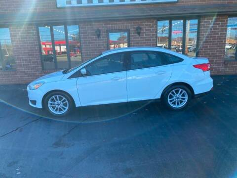 2017 Ford Focus for sale at FINISHLINE MOTORS in Canton OH