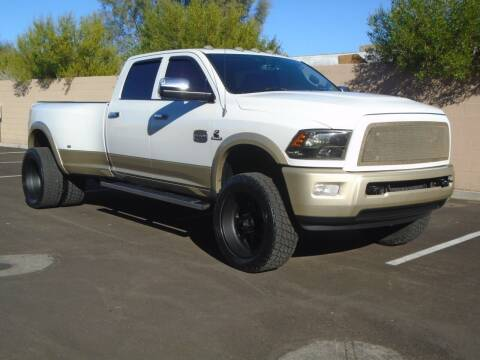 2011 RAM Ram Pickup 3500 for sale at COPPER STATE MOTORSPORTS in Phoenix AZ