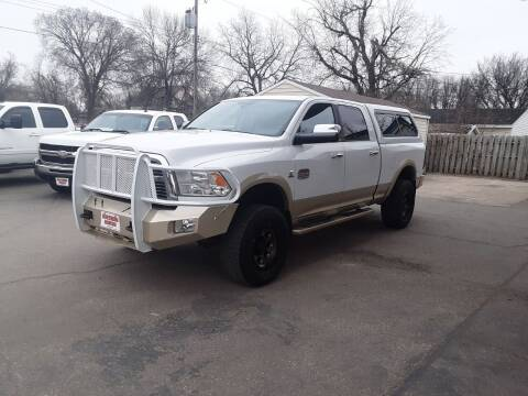 2012 RAM Ram Pickup 2500 for sale at NORTHERN MOTORS INC in Grand Forks ND
