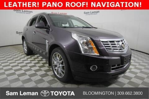 2015 Cadillac SRX for sale at Sam Leman Toyota Bloomington in Bloomington IL