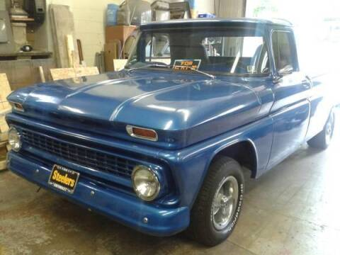 1961 Chevrolet C/K 20 Series for sale at Haggle Me Classics in Hobart IN