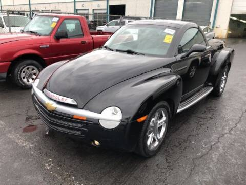 2003 Chevrolet SSR for sale at Adams Auto Group Inc. in Charlotte NC
