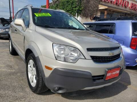 2013 Chevrolet Captiva Sport for sale at USA Auto Brokers in Houston TX