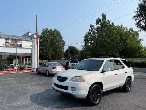 2006 Acura MDX for sale at Mebane Auto Trading in Mebane NC