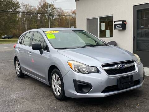 2013 Subaru Impreza for sale at Vantage Auto Group in Tinton Falls NJ