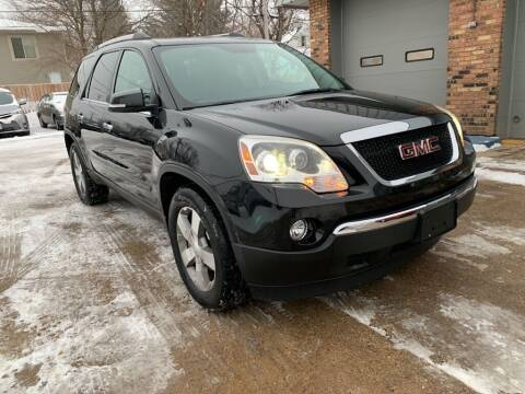 2011 GMC Acadia for sale at LOT 51 AUTO SALES in Madison WI