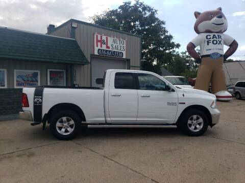 2015 RAM Ram Pickup 1500 for sale at H & L AUTO SALES LLC in Wyoming MI