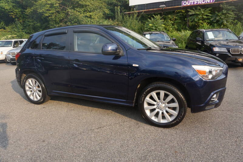 2011 Mitsubishi Outlander Sport for sale at Bloom Auto in Ledgewood NJ