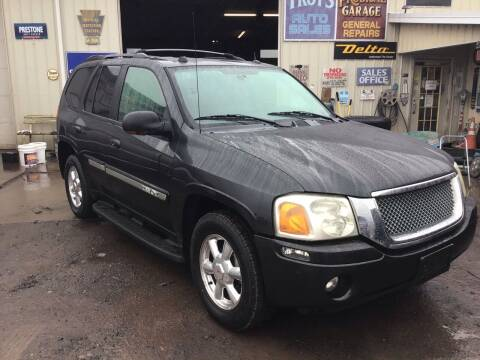 2005 GMC Envoy for sale at Troys Auto Sales in Dornsife PA