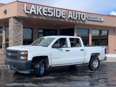 2014 Chevrolet Silverado 1500 for sale at Lakeside Auto Brokers Inc. in Colorado Springs CO