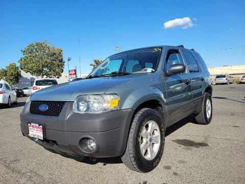 2006 Ford Escape for sale at Primo Auto Sales in Merced CA