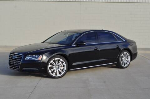 2011 Audi A8 L for sale at Select Motor Group in Macomb Township MI