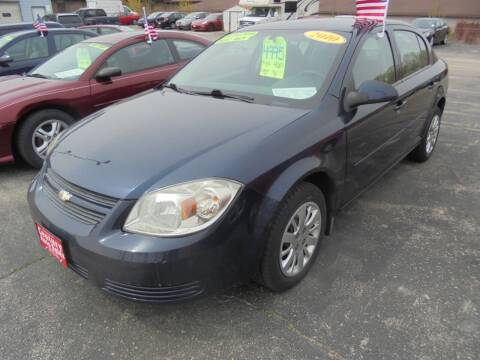 2010 Chevrolet Cobalt for sale at Century Auto Sales LLC in Appleton WI