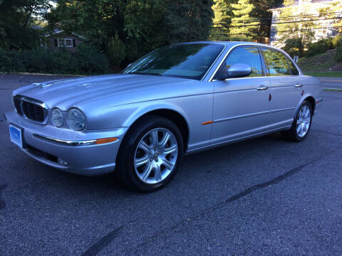 2004 Jaguar XJ-Series for sale at Car World Inc in Arlington VA