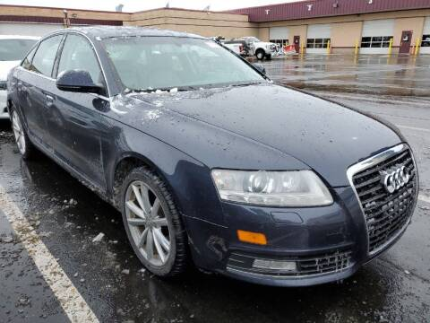 2009 Audi A6 for sale at Affordable 4 All Auto Sales in Elk River MN